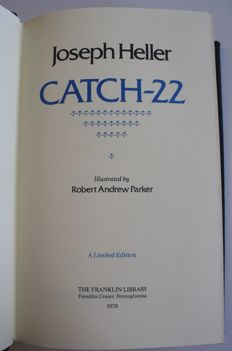Joseph Heller - Catch-22 - Limited Edition - 1978