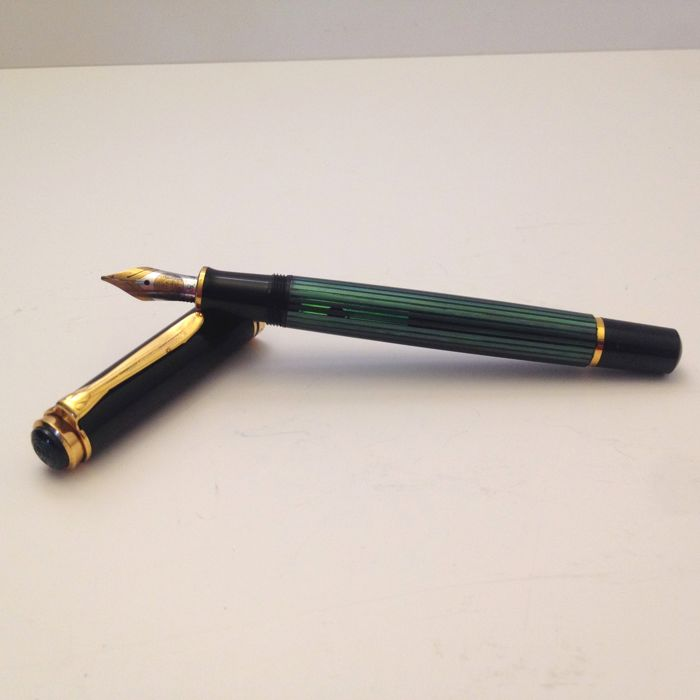 Vintage Pelikan M200 Tradition piston filler