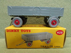 Dinky Toys - Scale 1/43 - Trailer (Large) No.428