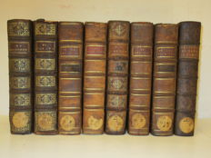 H. Tournely - Praelectiones Theologicae - 7 volumes - 1725 / 1742