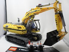 Technic - 8043 - Motorized Excavator
