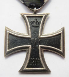 German original medal: Iron Cross 2nd class WW1