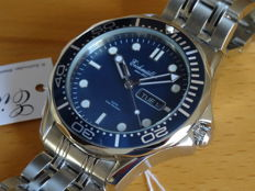 eichmuller blue seamaster style dive watch - Wristwatch - Men