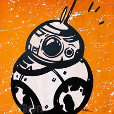 MR.BABES - Star Wars: BB-8