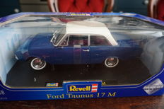Revell - Scale 1/18 - Ford Taunus 17M - Blue