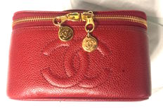 Chanel - Vanity Bag with chain