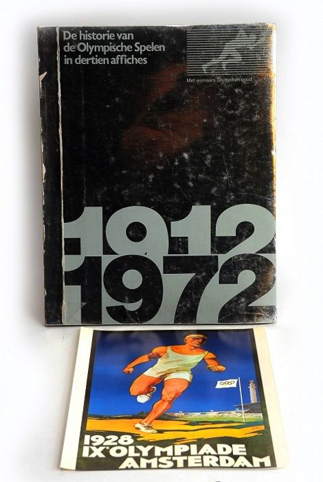 Olympic Games, history and all 13 posters 1912-1972