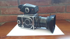 """ Kiev 88 TTL "" - NOS - Very Rare USSR-1982's. high-class refliex photocamera "" Kiev 88 "" with accessories ."