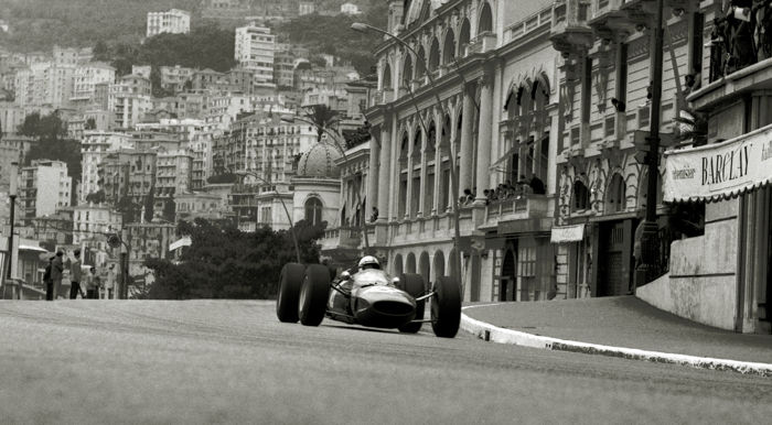 photograph - John Surtees Ferrari 1965 Monaco Grand Prix - 2016 (1 items)