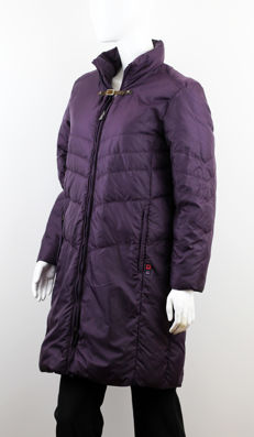 Versace Sport - Vintage Purple Puffer Jacket - *** No reserve price ***