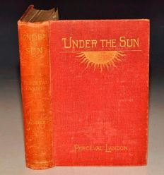 Perceval Landon - Under the Sun: Impressions of Indian Cities Nana Sahib - 1906
