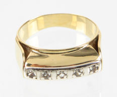 Women's – ring 33 gold