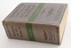 Stanley Gibbons - Priced Catalogue Stamps Of The World 40th Edition 1113 c. 1934