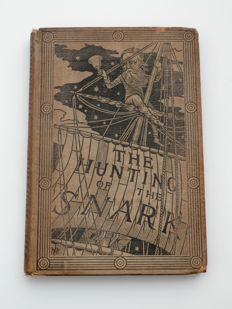 Lewis Carroll - The Hunting of the Snark - 1876