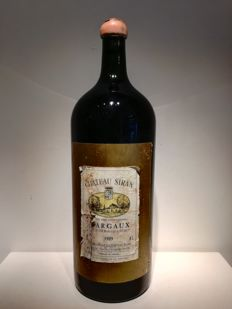 1989 Chateau Siran  - Margaux - 1 Imperial (6 ltrs)