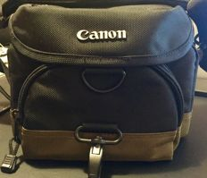 CANON BAG KIT100-EG + SD SANDISK EXTREME 16 GB