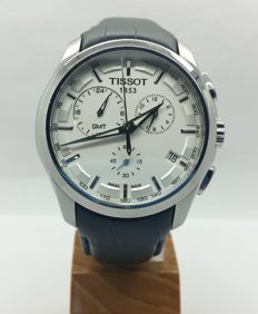 Tissot - Couturier GMT - T035439A - 男士 - 2011至今