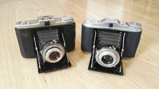 Agfa Isolette I and Zeiss Ikon Nettar - (1952/1949)