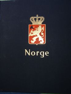 Norway 1995/2013 - Collection in Davo album