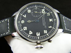 IWC Schaffhausen - mariage military pilot's watch - ca 1900