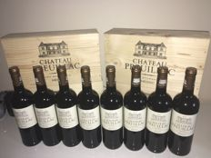 2011 Chateau Preuillac, Cru Bourgeois Medoc - 8 bottles (2) OWC