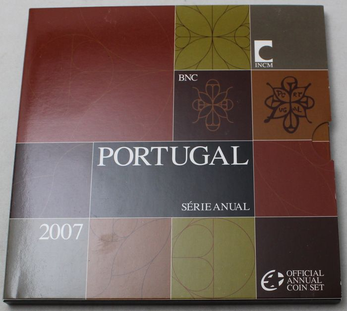 Portugal - year pack/ year collection 2007