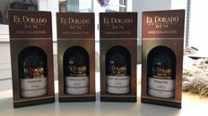 Four Bottles El Dorado Rare Collection