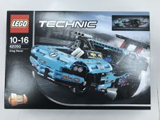 Technic - 42050 - Drag Racer