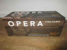 40 CD box set Opera Italiana