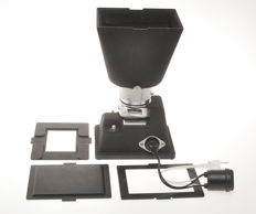 Ducati very rare portable enlarger OE6201.1 with lens (only for enlarger) 26mm F:5.6 Argon