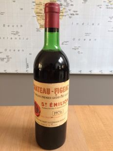1976 Chateau-Figeac, Saint-Emilion 1e Grand Cru Classé - 1 bottle