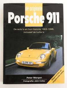 Peter Morgan – De originele Porsche 911 - 2nd edition
