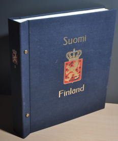 Finland 1875/1984 – Collection in a Davo album