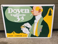 Doyen Cigarette - end of the 20th century