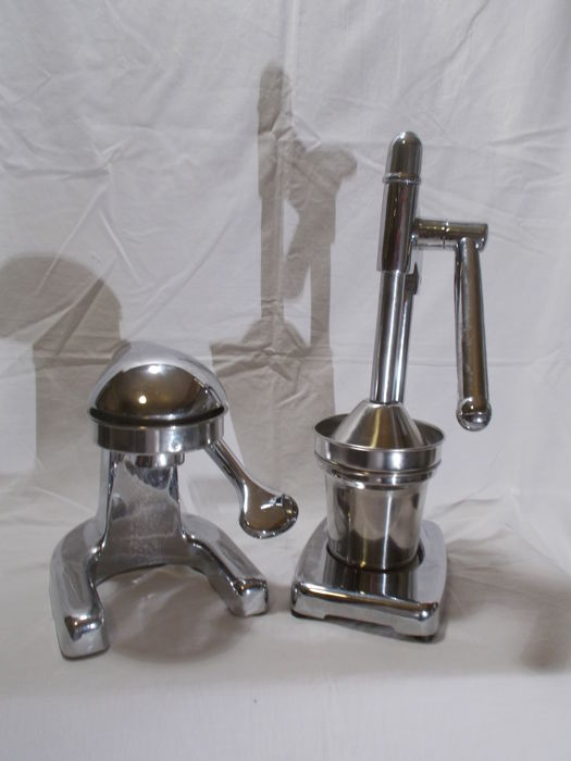 Spectacular savings on vintage green ramcon juicer citrus press.
