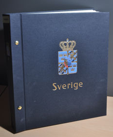 Sweden 1877/1989 - Collection in DAVO album
