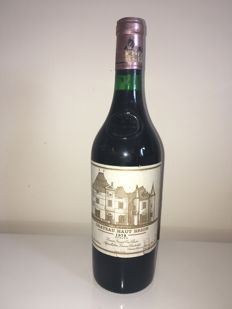 1978 Chateau Haut-Brion, 1st Grand Cru Classé – 1 bottle