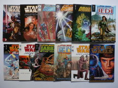 Dark Horse Comics / Boxtree - Star Wars - 10x Trade Paperbacks / TPB's + 2x Comics - X12 SC - First Edition - (1994/2002)