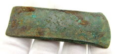 Early Bronze Age Bronze Flat Axehead - 76 mm / 70.2 grams