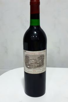1974 Chateau Lafite Rothschild, Pauillac - 1 bottle (0,73L)