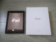 Apple iPad 16GB - Black - Model A1219 - Complete in box