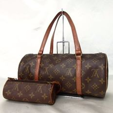 Louis Vuitton - Papillon 30 with mini pouch handbag