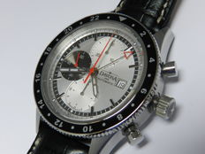 Davosa World Traveller 44mm automatic Men's Chronograph Mint condition