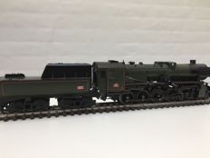 Märklin H0 - 34157 - Steamlocomotive with tender Type 150.Y of the SNCF