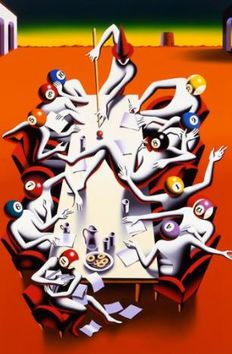 Mark Kostabi - Power Play