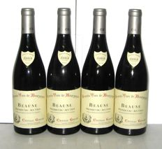 2004 Beaune 1° Cru aux Cras, Camille Giroud – Lot of 4 bottles