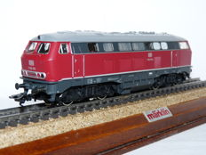 Märklin H0 - 3675 - Diesel locomotive Series BR V160 of the Deutsche Bahn (DB)