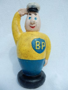 BP gas boy advertising figure - Second half 20th century