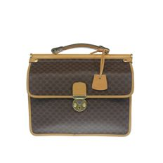 Celine Macadam handbag/work briefcase - *No Minimum Price*