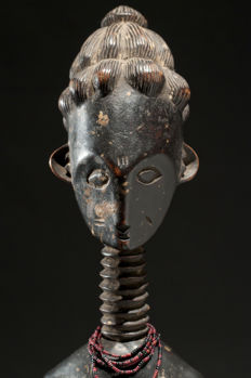 Beautiful figurine - ASHANTI - Ivory Coast